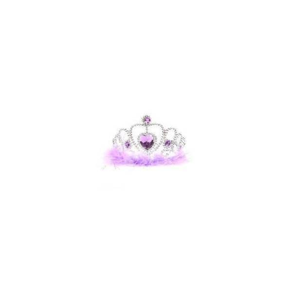 Корона Принцессы-волшебницы, фиолет 973812 Новогодняя сказка