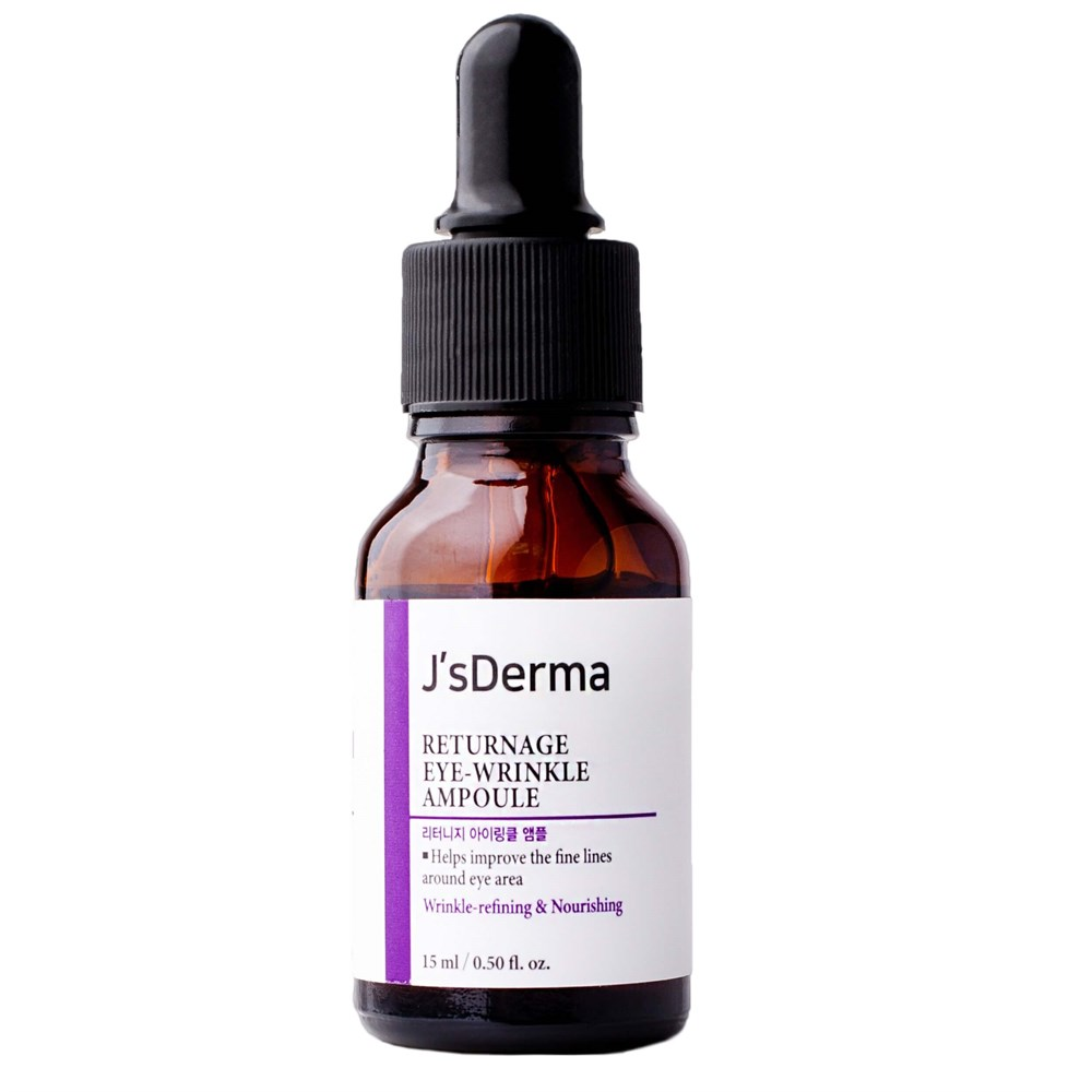 Купить Сыворотка для области вокруг глаз JsDERMA Returnage AHP-8 10% Eye Wrinkle Ampoule, 15ml