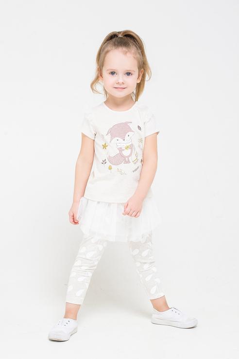 Комплект одежды CROCKID цв. бежевый р.74