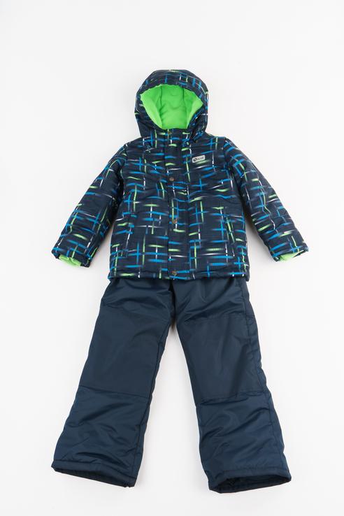 Купить SWB5859, Комплект верхней одежды Salve by Gusti цв. зеленый р.104,