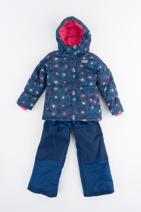 Купить SWG6414, Комплект верхней одежды Salve by Gusti цв. синий р.116,