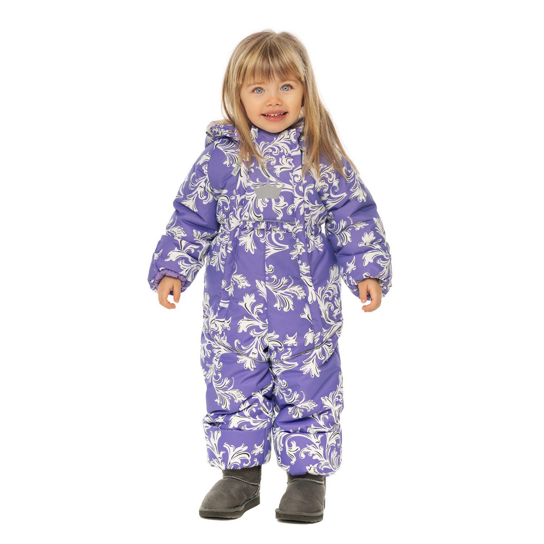 Купить Комбинезон детский Stella М-553/2 фиолетовый р.80,