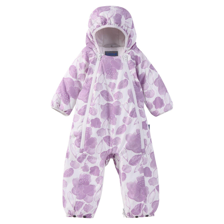 Купить Комбинезон детский Lassie 7107335091 фиолетовый р.80,