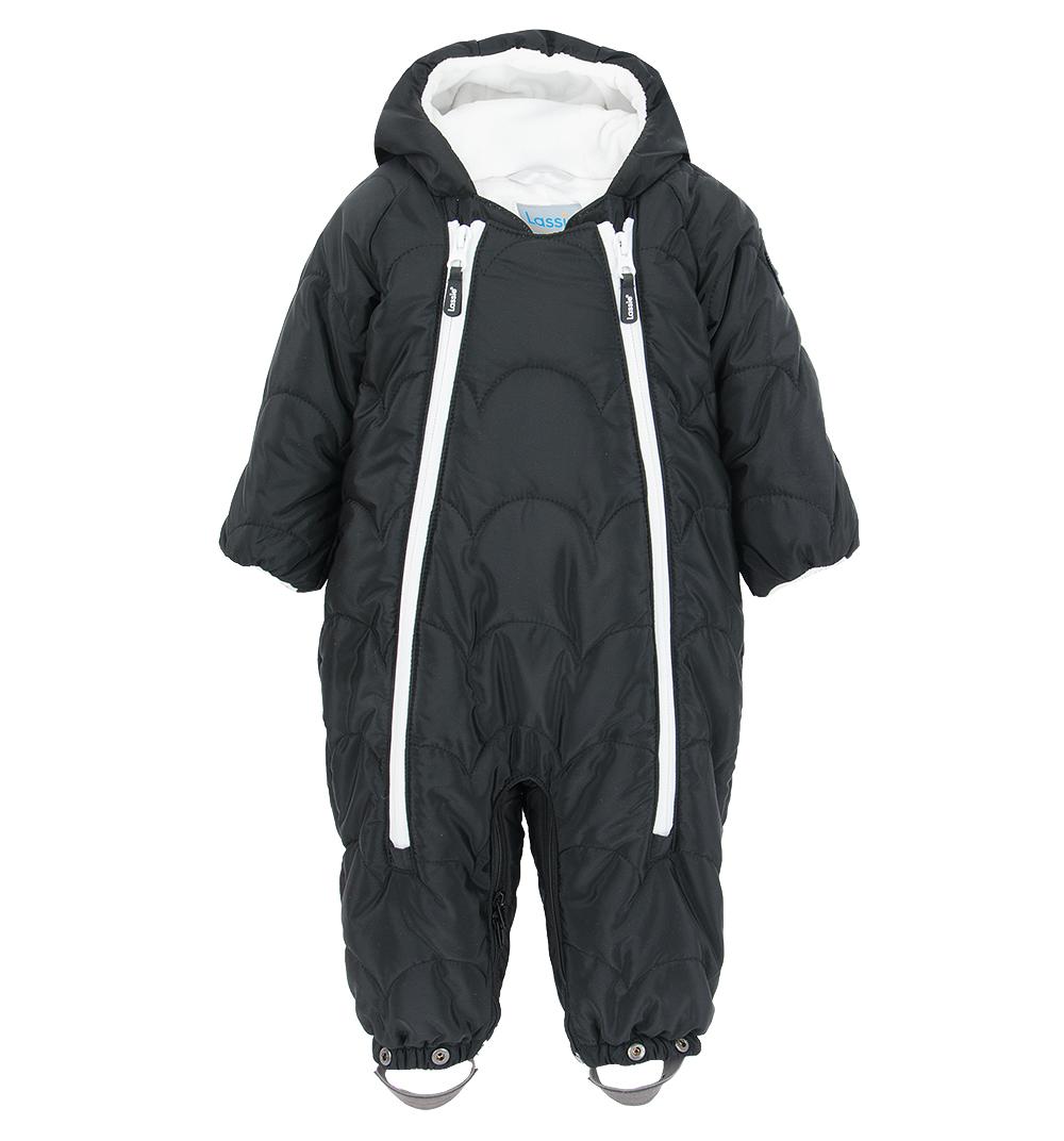 Купить Комбинезон детский Lassie 7107329990062 черный р.62,
