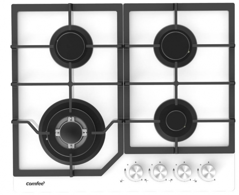 Встраиваемая газовая панель Comfee CGH610GW