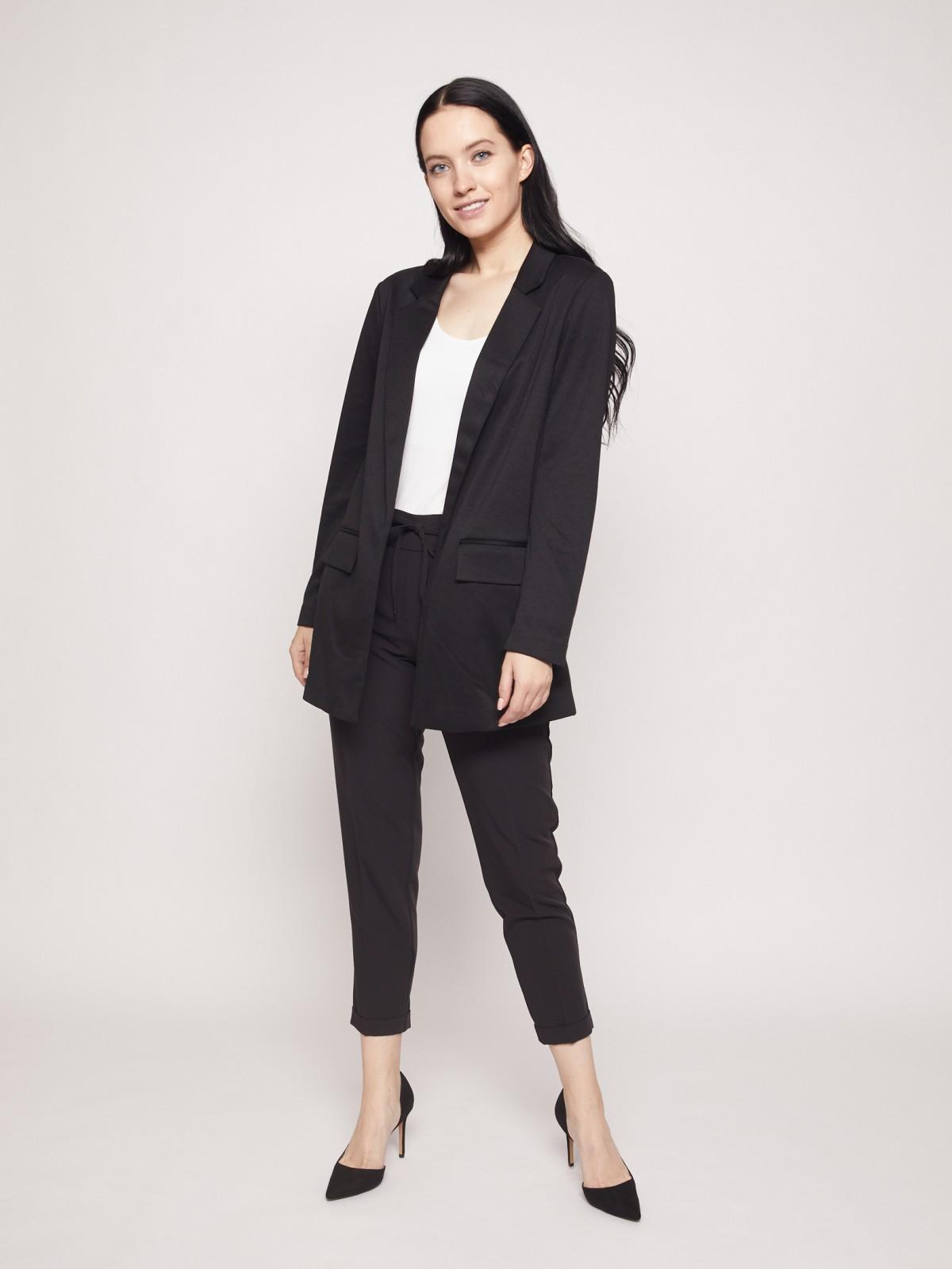 Пиджак женский Zolla z0213154390339900 черный XL