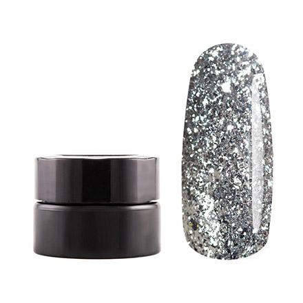 Купить Гель-краска Masura, бриллиантовое серебро, 5 г