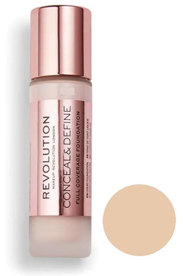 Тональный крем Revolution Makeup Conceal & Define