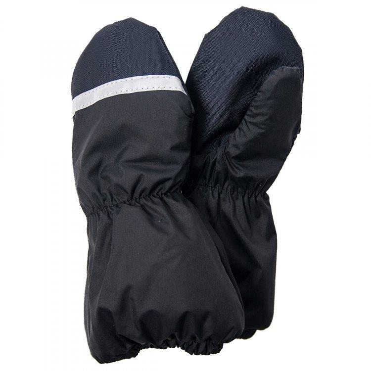 Варежки KERRY k17175/042 черные, размер 3