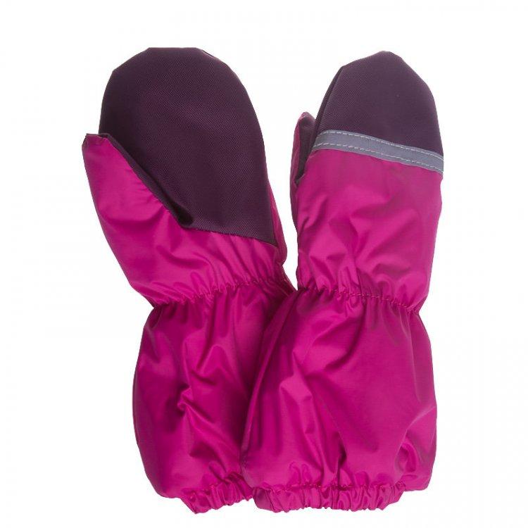 Варежки KERRY k13175/264 розовые, размер 4