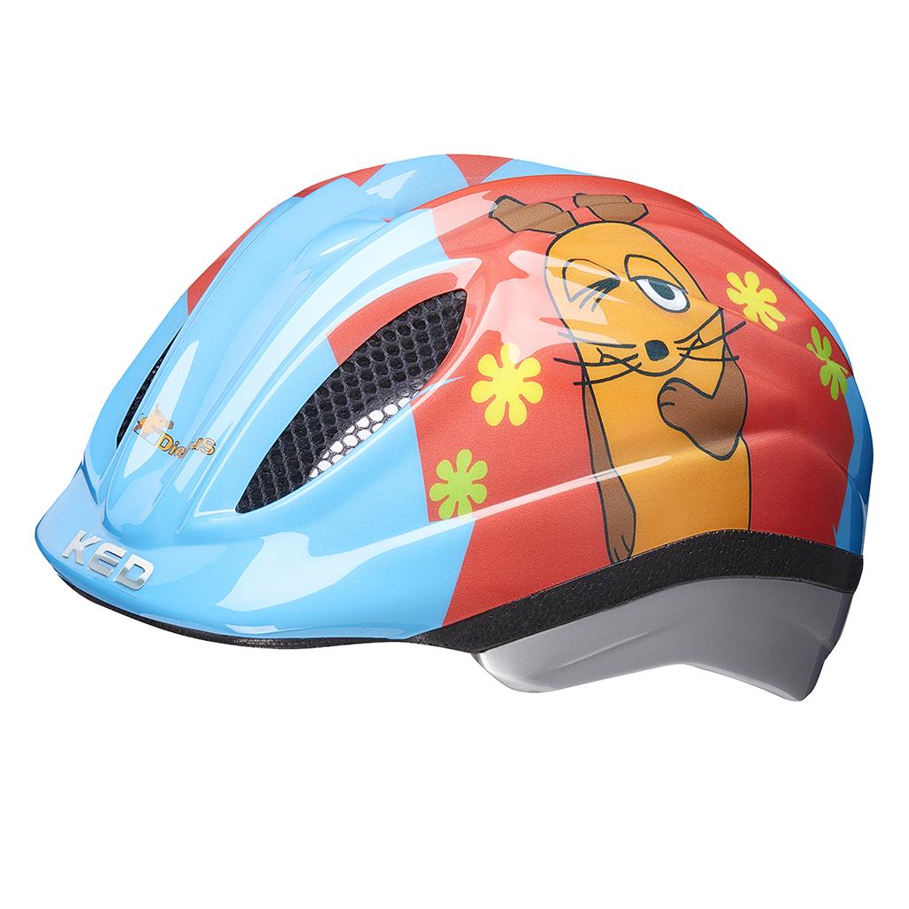 Шлем KED Meggy Originals Die Maus 13304109172,  - купить со скидкой