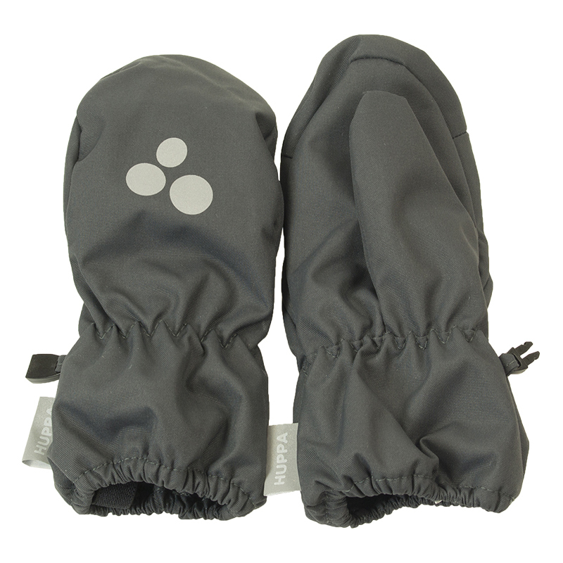 Варежки KIM Huppa, Размер 2, Цвет 00018-темно-серый 81010004-00018_2