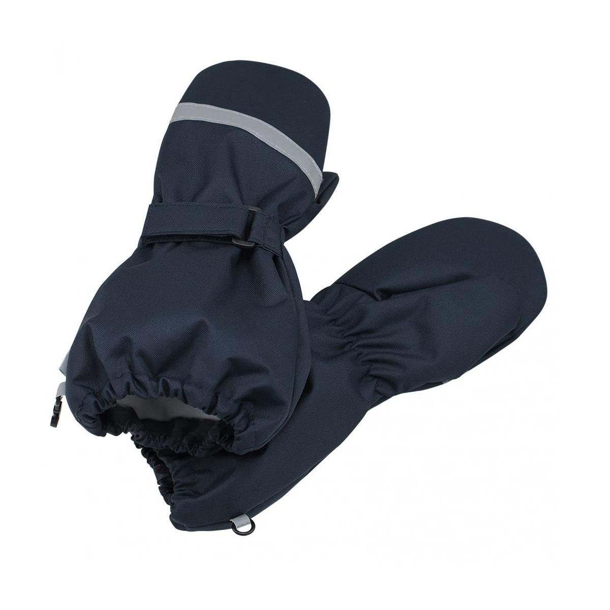 Варежки Rino Lassie, Размер 3, Цвет 6960-темно-синий 727717-6960_3