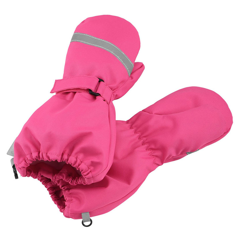 Варежки Rino Lassie, Размер 3, Цвет 4630-ярко-розовый 727717-4630_3