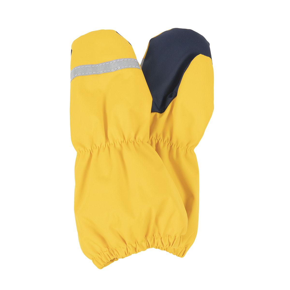 Рукавицы RAIN Kerry, Размер 1, Цвет 109-желтый K21173-109_1