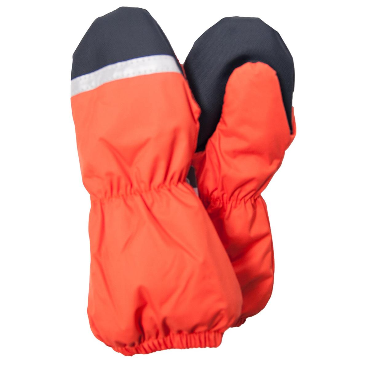 Варежки SNOW Kerry, Размер 1, Цвет 455-оранжевый K19175-455_1