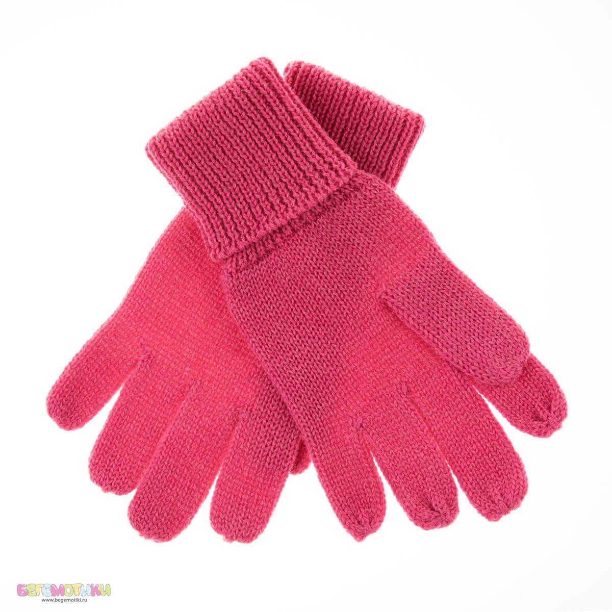 Перчатки KIRA Kerry, Размер 4, Цвет 267-ярко-розовый K19593-267_4