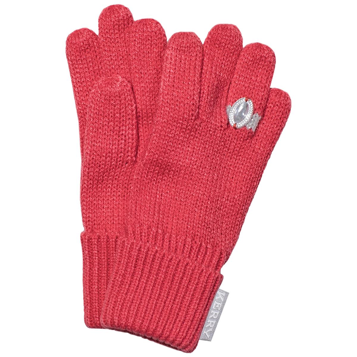 Перчатки для девочек GLORY Kerry, Размер 2, Цвет 185-коралловый K19096A-185_2
