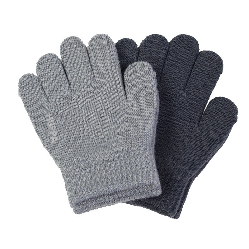 Перчатки LEVI 2 Huppa, Размер 2, Цвет 00148-серый/темно-серый 82050002-00148_2