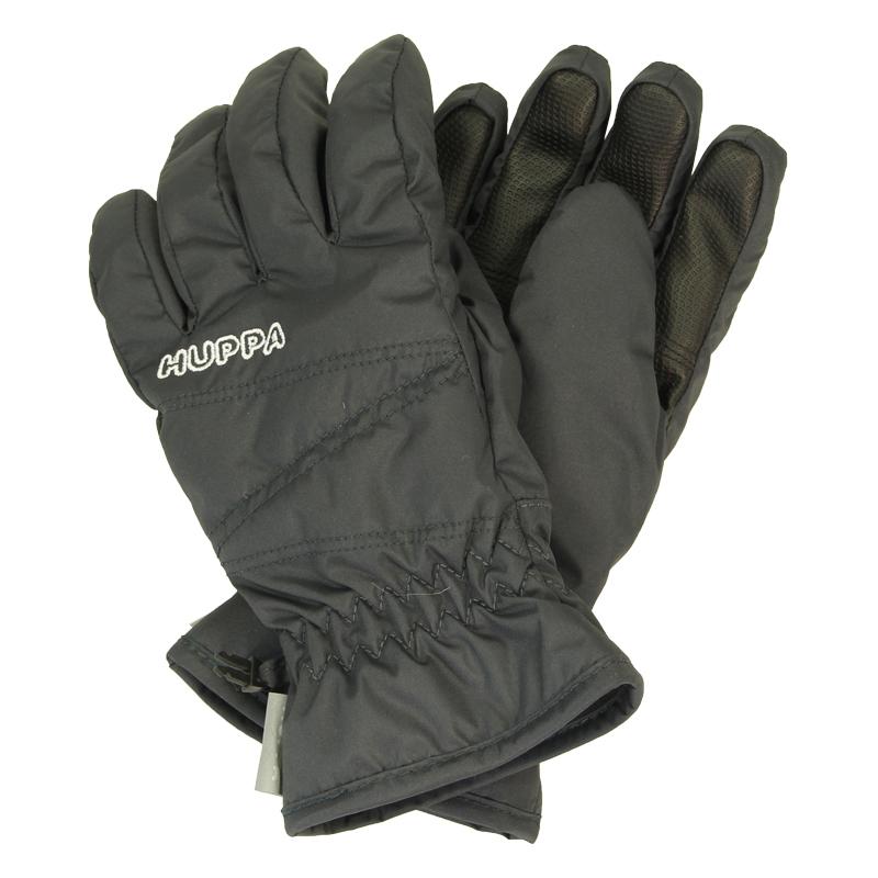 Перчатки KERAN Huppa, Размер 4, Цвет 00018-темно-серый 8215BASE-00018_4