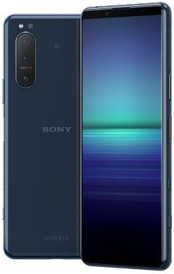 Смартфон Sony Xperia5II Blue (XQ-AS52) Xperia5II Blue (XQ-AS52)