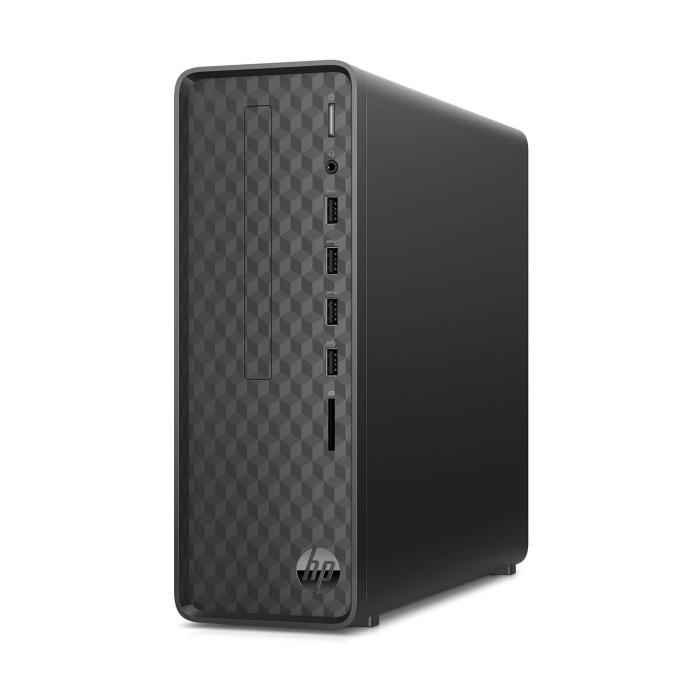 Системный блок мини HP Slim S01 aF0012ur