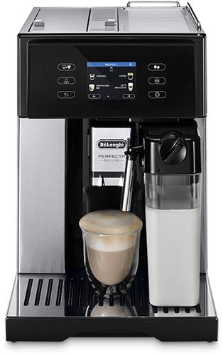 Кофемашина автоматическая Delonghi ESAM460.80.MB