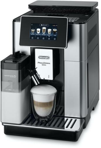 Кофемашина автоматическая Delonghi ECAM610.55.SB