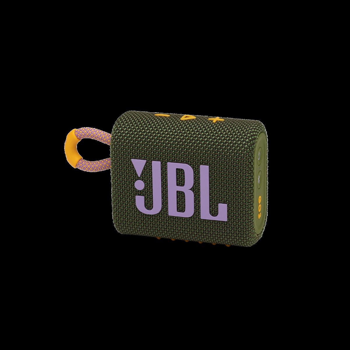Беспроводная акустика JBL Go 3 Green (JBLGO3GRN) Go 3 Green (JBLGO3GRN)