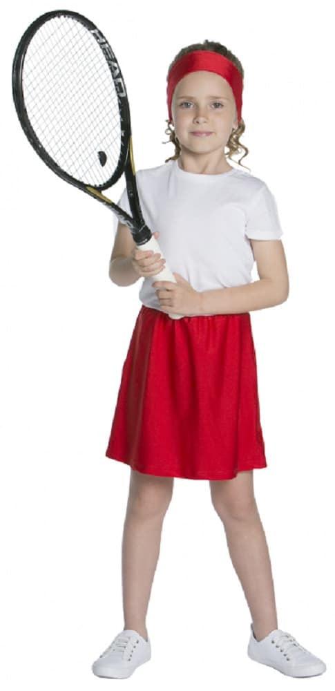Костюм Вестифика Теннисистка Детский 30 (116-122 см) v107043