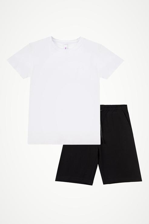 Комплект спортивный футболка, шорты, рюкзак PlayToday 22011088