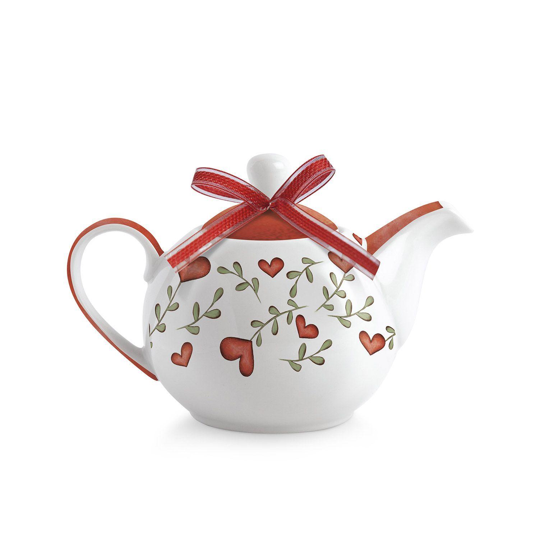Чайник 470мл Красный