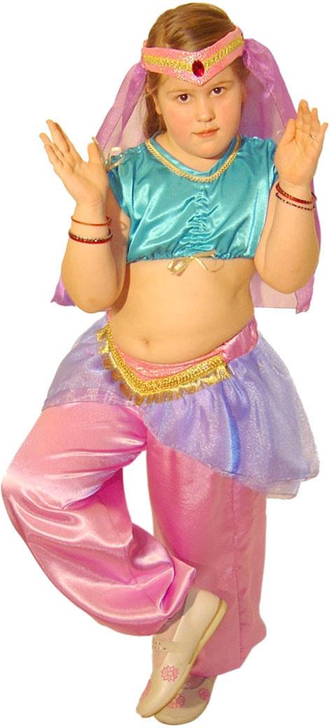 Купить Vm009, Костюм Волшебный мир Восточная Принцесса Детский 104-134 см,