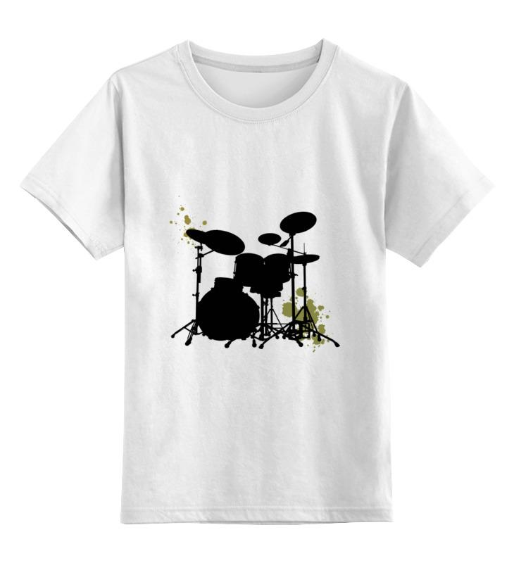 Детская футболка Printio Граф цв.белый р.164 0000000752627 по цене 790