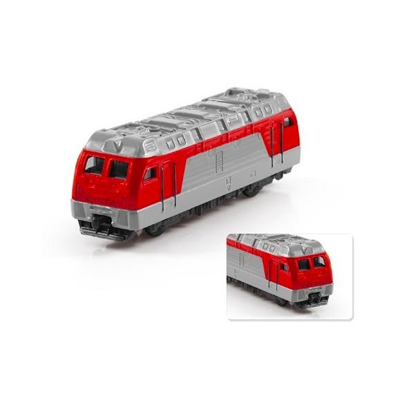 Поезд металлический Shantou Gepai 6596/DT