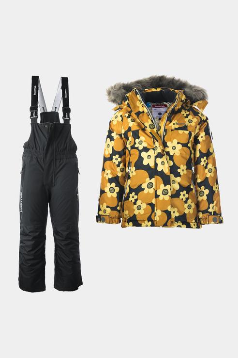Комплект верхней одежды Kuoma цв. серый р.98