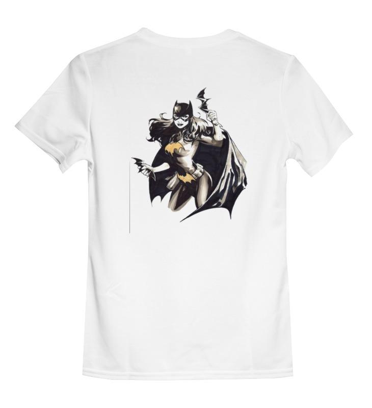 Детская футболка Printio Batwoman цв.белый р.104 0000000751531 по цене 790