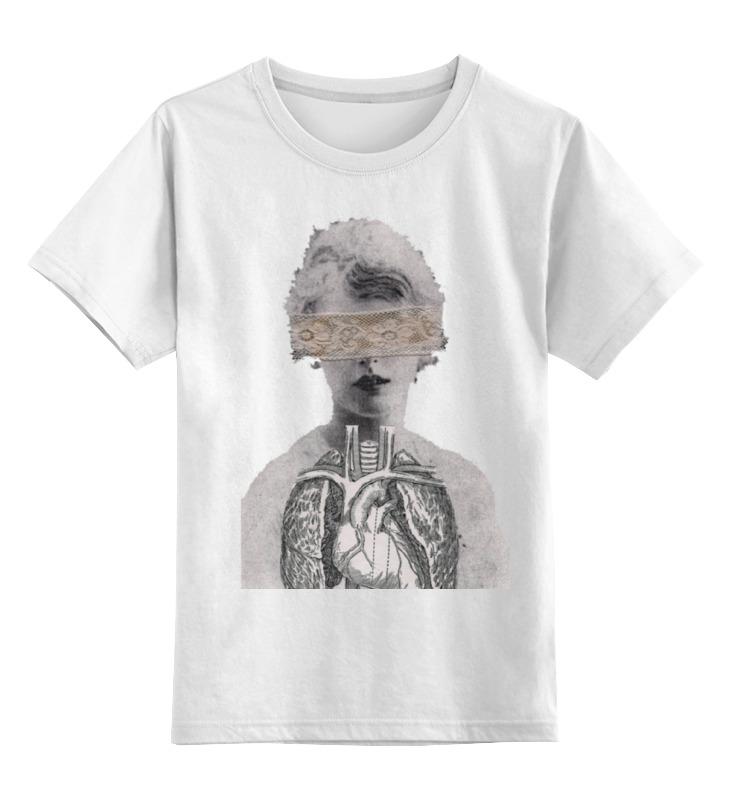 Детская футболка Printio Беннидит цв.белый р.104 0000000751502 по цене 790