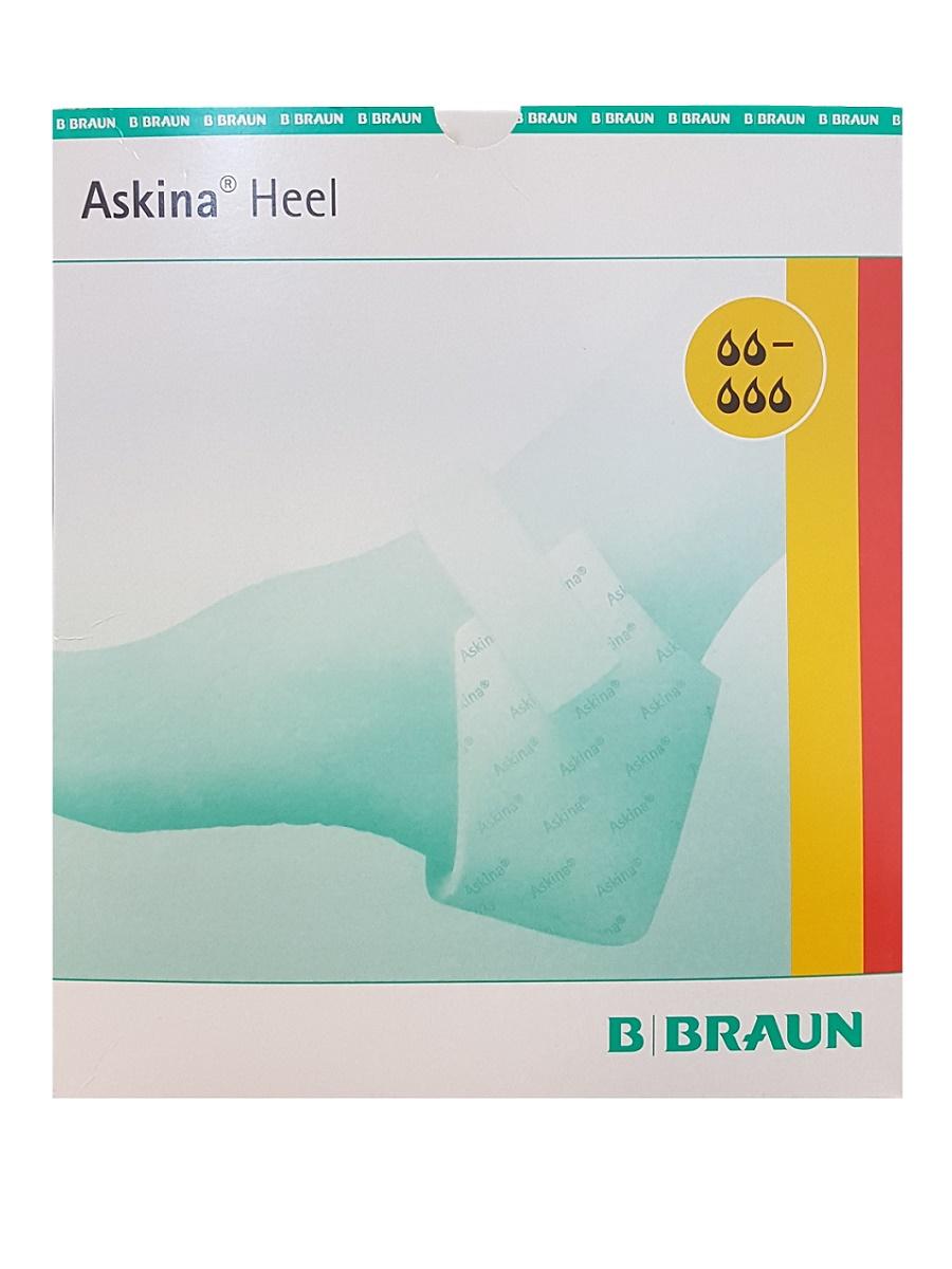 Купить Повязка интерактивная лечебная B.Braun Аскина Хил 225 кв.см