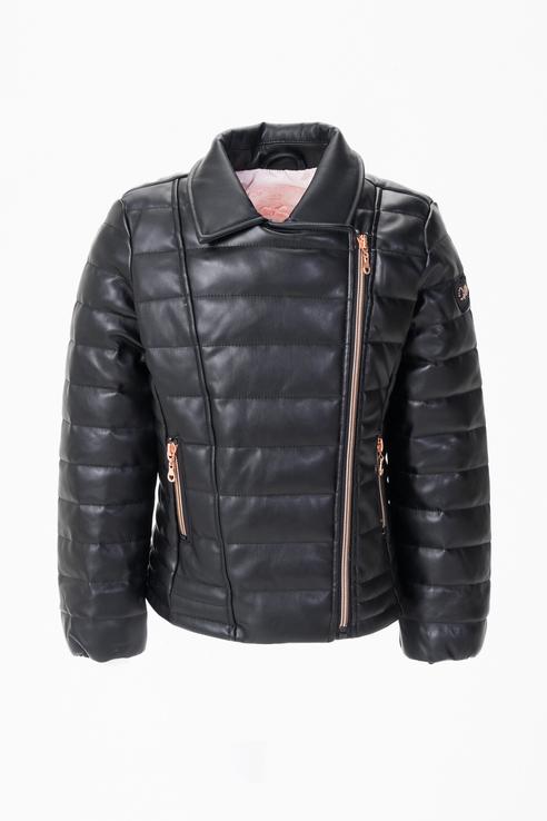 Купить AZA3603F1, Куртка детская Original Marines цв. черный р.128,