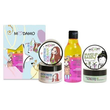 Купить MODAMO, Подарочный набор Amazing Beauty Box