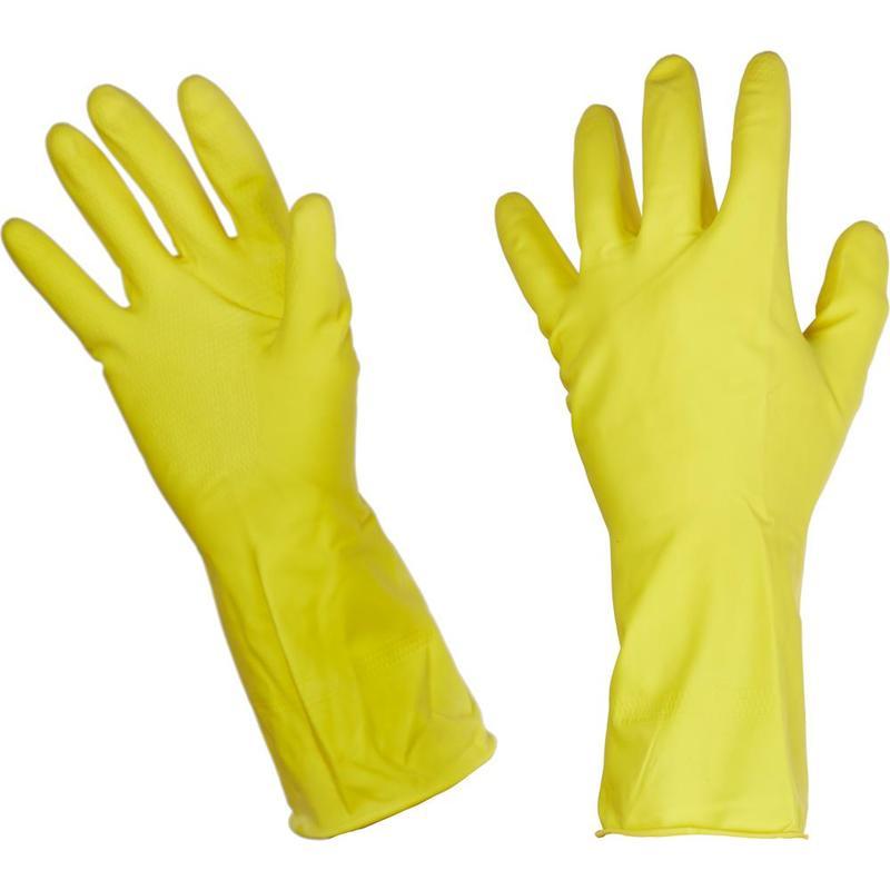 Перчатки резиновые Paclan Professional размер XL,