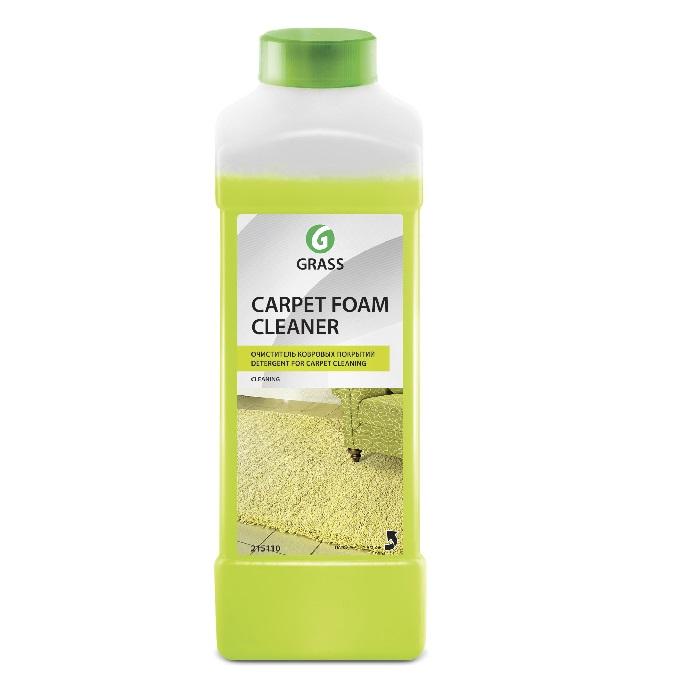 Очиститель ковровых покрытий Grass carpet foam cleaner