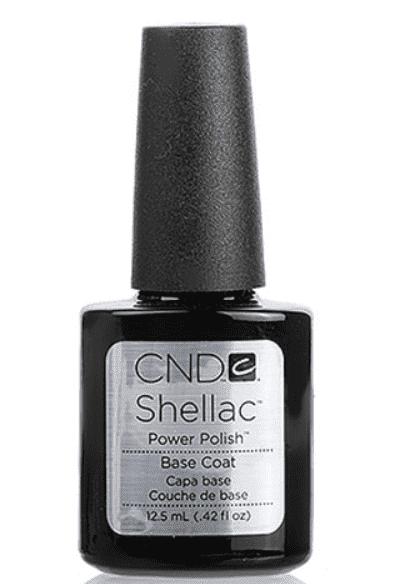 Базовое покрытие CND Shellac UV Base Coat