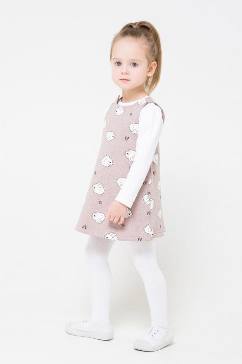 Комплект одежды CROCKID цв. коричневый р.68