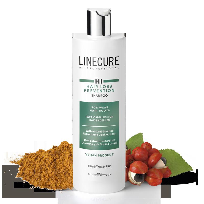 Купить Шампунь Hipertin против выпадения волос Linecure Vegan Hair Loss Prevention 300 мл
