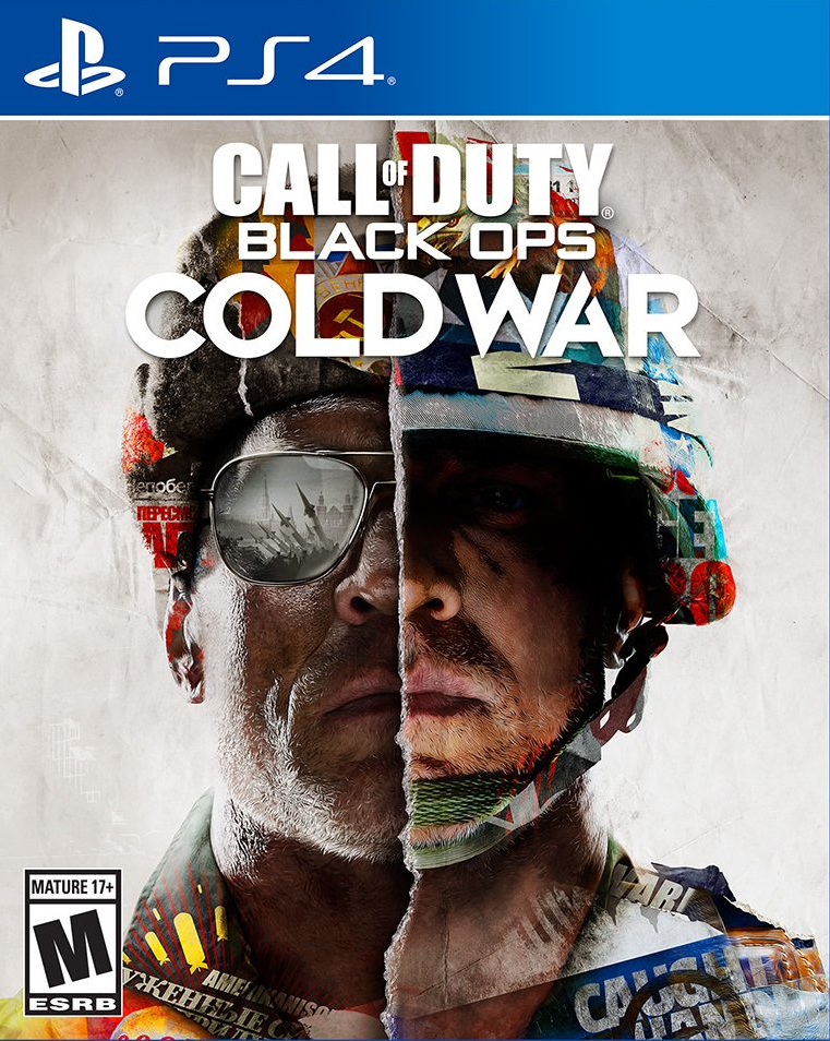 Игра Call of Duty: Black Ops Cold