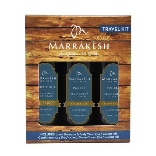 Набор для мужчин Marrakesh Mannish шампунь 100мл+крем