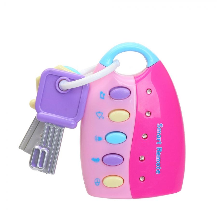 Развивающая игрушка Pituso Умный пульт розовый