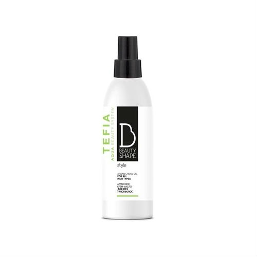 Купить Крем-масло для волос Tefia Beauty Shape аргановое для всех типов волос 200 мл
